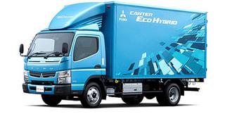 【三菱ふそうトラック・バス東モ】グローバルで活躍するあのトラックをワールドプレミア
