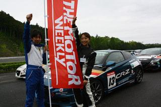【えみりのサーキットチャレンジ2014】第1回・ホンダ・スポーツ&エコプログラムBASIC1