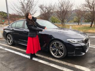 「BMW M550i xDrive」と「MAZDA3」、リスナーメッセージのご紹介 第404回 2月6日放送