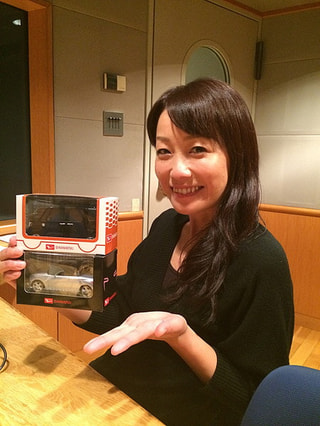 【プレゼント】ダイハツ プルバックカー ウェイク&コペンローブ 2014年12月27日放送分