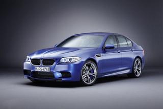 """【BMW】M ツインパワー・ターボテクノロジーを採用した新型""""M5""""の受注を開始"""