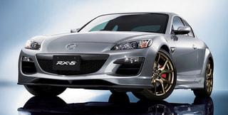 【マツダ】RX-8の生産を来年6月で終了。特別仕様車「SPIRIT R」を11月から発売