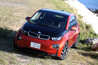 【BMW i3】4月からデリバリーが始まったi3に一足早く試乗してきました。(レポート:番組Pタカハシ)