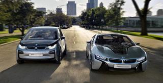 【BMW 東モ】 革新的サブブランドiと多くのモデルをジャパンプレミア