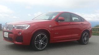 """【BMW X4】いつまでも爽やかでカッコいい女性に乗ってほしい、そんな""""青山""""なクルマ(レポート:藤本えみり)"""