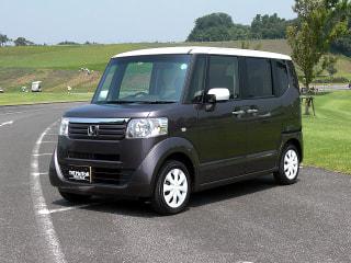 【車両概要】ホンダN-BOX+車両概要 フロアが傾斜している独創的新型車