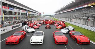 【フェラーリ】フェラーリの祭典「フェラーリ・レーシング・デイズ 2012」