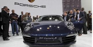 【ポルシェ IAA】新型911(タイプ991)をワールドプレミアし、GT3までも発表