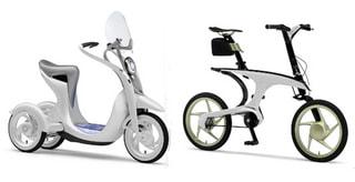 【トヨタ/ヤマハ 東モ】クルマとバイクが充電インフラを共有する社会が間近だ