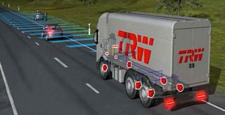 【TRW】商用トラック向けビデオカメラセンサーの初契約を獲得