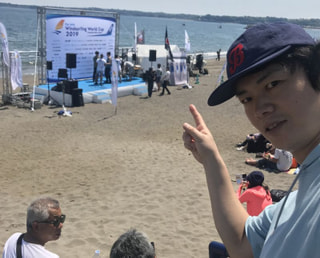 Fly! ANA Windsurfing World Cup Yokosuka Miura Japan