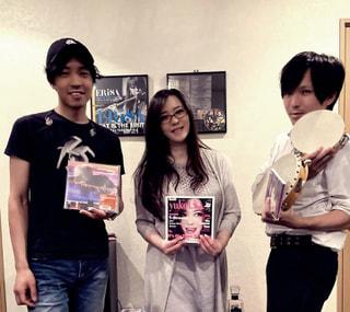 今井優子さん,T-Groove&原ゆうまさんを迎えてオンラインLIVE