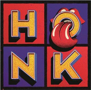 ザ・ローリング・ストーンズ「HONK」 4月19日に最新のベスト盤発売!!