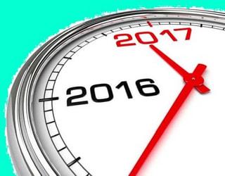 Goodby 2016 Hello 2017