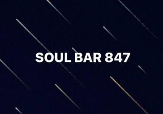 Soul Bar 847~2019.04.19
