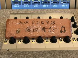 【第100回】松重豊×堀内隆志(カフェ「ヴィヴモン・ディモンシュ」マスター)