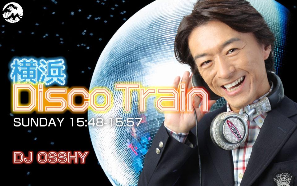 横浜DiscoTrain - Fm yokohama 84.7
