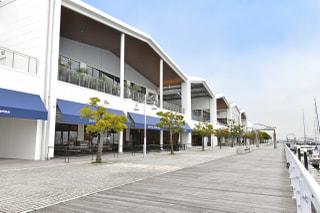 8/22 OA  リニューアルされた「三井アウトレットパーク 横浜ベイサイド」で楽しくお買い物!