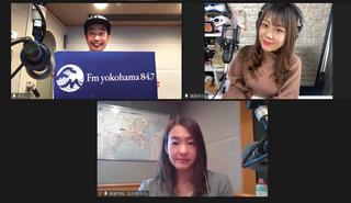 2/20 OA  神奈川県「バーチャル開放区」で1位を獲得したシンガーソングライター渡部歩さん