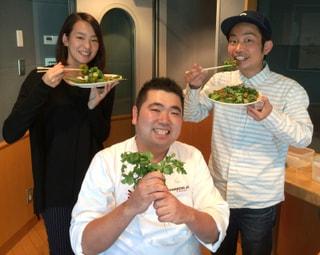 11/26 OA 「パクチー料理の専門店【Phakchi JO'S(パクチー・ジョーズ)】」
