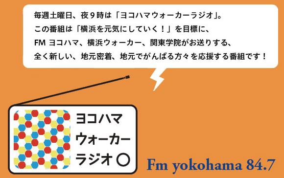ヨコハマウォーカーラジオ - Fm yokohama 84.7