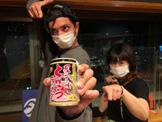 世界の缶詰 とんこつラーメン(日本)
