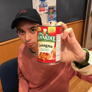 世界の缶詰 ラザニア