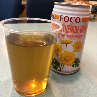 世界の缶詰 菊の花茶